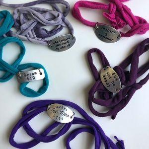 Momentum Motivational Wrap Bracelets Bundle